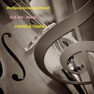Wolfgang Amadeus Mozart, G. H. Hat, Musopen Symphony 歌手頭像