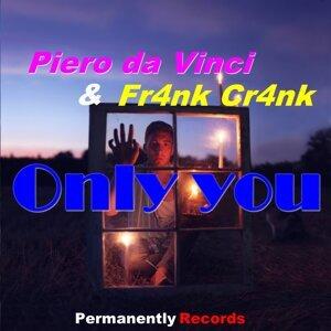Fr4nk Cr4nk, Piero da Vinci 歌手頭像