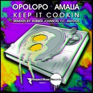 Opolopo + Amalia 歌手頭像
