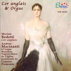 Marino Bedetti, Andrea Macinanti 歌手頭像