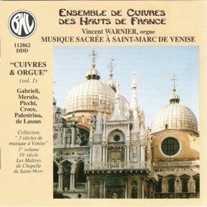 Ensemble de Cuivres des Hauts-de-France, Alexis Malotchkine, Vincent Warnier 歌手頭像