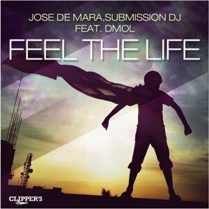Jose de Mara, Submission DJ 歌手頭像
