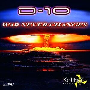D-10 歌手頭像