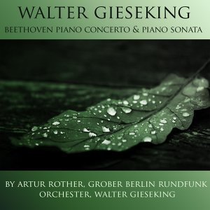 Grober Berlin Rundfunk Orchester, Artur Rother, Walter Gieseking 歌手頭像