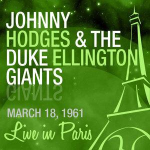 The Duke Ellington Giants, Johnny Hodges 歌手頭像