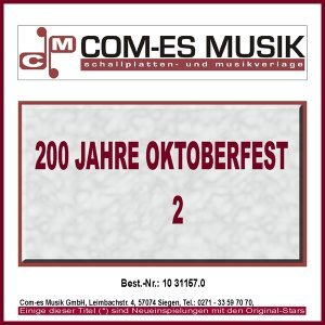200 Jahre Oktoberfest 2 歌手頭像