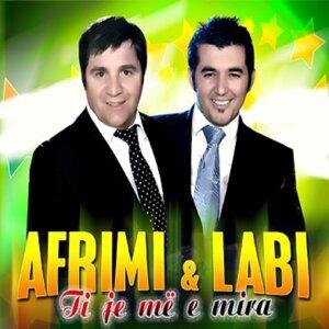 Labi, Afrim Muqiqi 歌手頭像