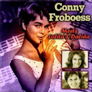 Conny Froboess, Lolita, Dalida 歌手頭像