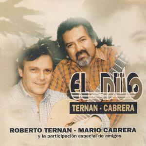 Roberto Ternán, Mario Cabrera 歌手頭像