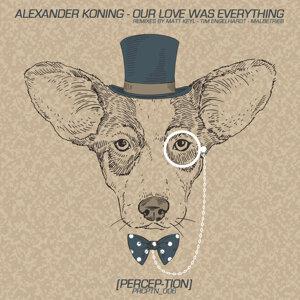 Alexander Koning featuring Rona Ray 歌手頭像