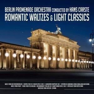 Berlin Promenade Orchestra, Hans Carste 歌手頭像