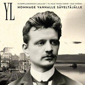 Ylioppilaskunnan Laulajat - YL Male Voice Choir, Pasi Hyökki 歌手頭像