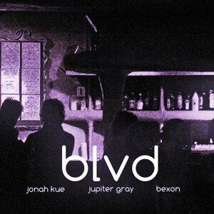Jonah Kue, Jupiter Gray, Bexon 歌手頭像