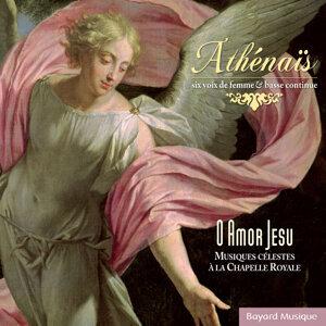 Hiroko Nakayama, Véronique Le Guen, Ensemble Athénaïs, Laurence Pottier 歌手頭像