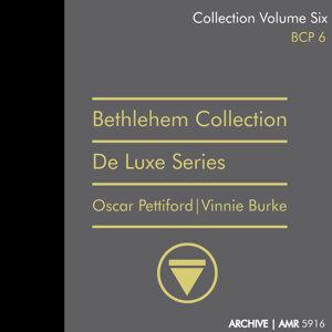 Oscar Pettiford Quartet, Vinnie Burke Quartet 歌手頭像