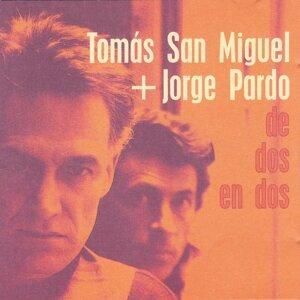 Tomás San Miguel + Jorge Pardo 歌手頭像
