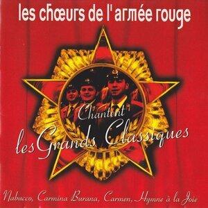 Les Choeurs de l'Armée Rouge, Viktor Feodorov 歌手頭像
