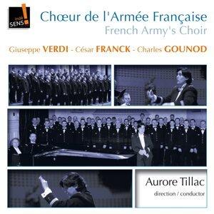 Choeur de l'armee francaise, Aurore Tillac 歌手頭像