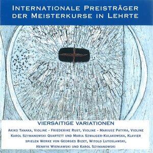 Karol Szymanowski Quartett, Maria Szwajger-Kulakowska, Akiko Tanaka, Frederike Rust, Mariusz Patyra 歌手頭像