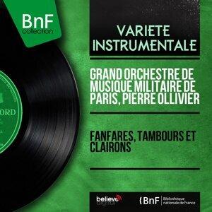 Grand Orchestre de musique militaire de Paris, Pierre Ollivier 歌手頭像