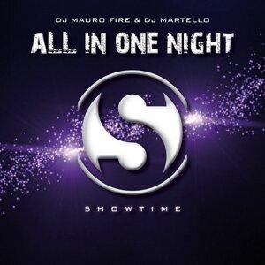 DJ Mauro Fire, DJ Martello 歌手頭像