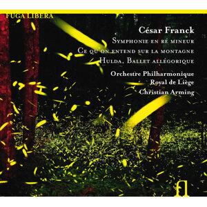 Christian Arming, Orchestre Philharmonique Royal de Liège 歌手頭像