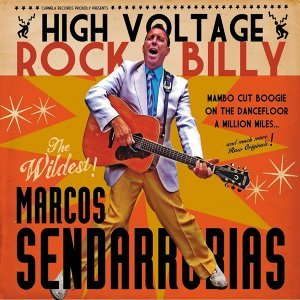 Marcos Sendarrubias 歌手頭像