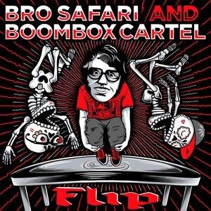Bro Safari, Boombox Cartel 歌手頭像