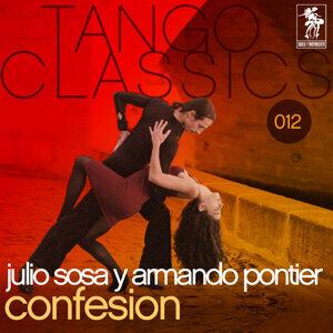 Julio Sosa, Armando Pontier 歌手頭像