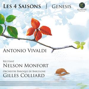 Nelson Monfort, Gilles Colliard, Orchestre Baroque de Barcelone 歌手頭像
