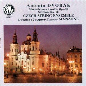 Czech String Ensemble, Jacques-Francis Manzone 歌手頭像