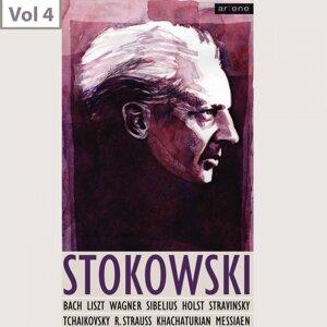 New York Philharmonic Orchestra,Leopold Stokowski Symphony Orchestra, Leopold Stokowski 歌手頭像