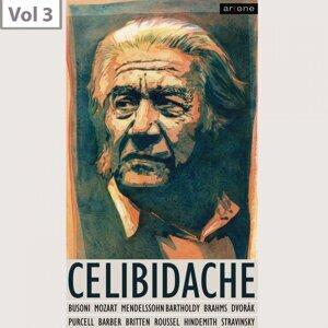 Berliner Philharmoniker, Siegfried Börries, Sergiu Celibidache 歌手頭像