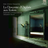 Ensemble Correspondances, Sébastien Daucé