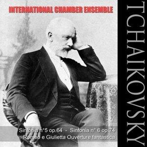 Francesco Carotenuto, International Chamber Ensemble 歌手頭像