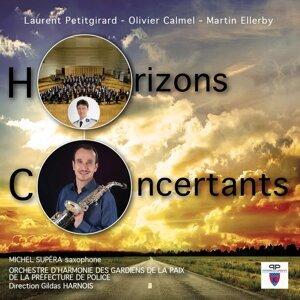Michel Supéra, Gildas Harnois, Orchestre d'Harmonie des Gardiens de la Paix de la Préfecture de Police 歌手頭像
