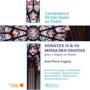 Nicole Corti, Maîtrise Notre-Dame de Paris, Jean-pierre Leguay, Yves Castagnet 歌手頭像