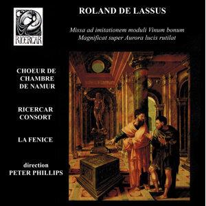 Peter Phillips, Ricercar Consort, La Fenice, Choeur de Chambre de Namur 歌手頭像