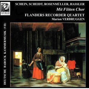 Marion Verbruggen, Flanders Recorder Quartet 歌手頭像