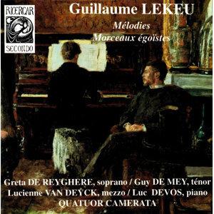 Quatuor Camerata, Lucienne Van Deyck, Luc Devos, Guy de Mey, Greta de Reyghere 歌手頭像