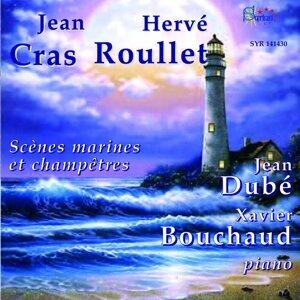 Jean Dubé, Xavier Bouchaud 歌手頭像
