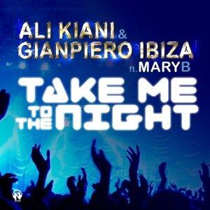 Ali Kiani, Gianpiero Ibiza 歌手頭像