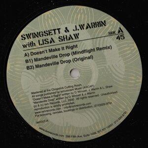 Swingsett & J.Warrin with Lisa Shaw 歌手頭像