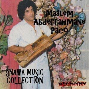 Maâlem Abderrahmane Paco 歌手頭像