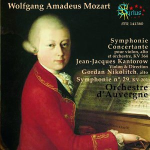 Orchestre d'Auvergne, Jean-Jacques Kantorow , Gordan Nicolitch 歌手頭像