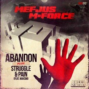 Mefjus, M-Force 歌手頭像