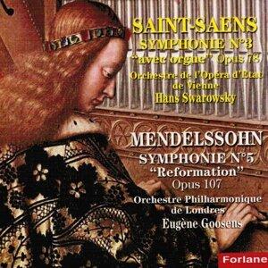 London Philharmonic Orchestra,Wiener Staatsoper, Eugène Goosens,Hans Swarkowsky, Franz Eibner 歌手頭像