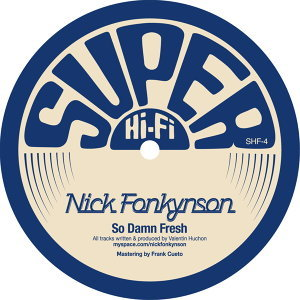 Nick Fonkynson 歌手頭像