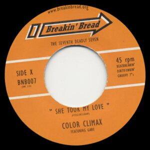 Color Climax, Rob Life 歌手頭像