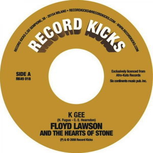 Floyd Lawson and the Hearts of Stone 歌手頭像